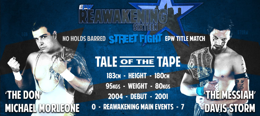 ReAwakening 16 - Tale of the Tape
