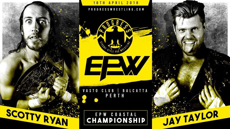 Scotty Ryan vs Jay Taylor