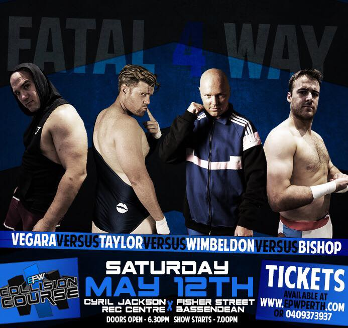 Collision Course 2018 - Fatal Four Way