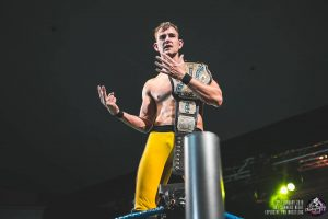 McGavin completes his 7th defence of the EPW Championship