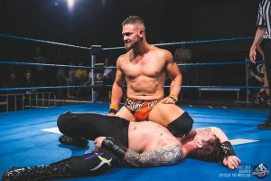 Craven valiantly loses to Marcius Pitt at EPW Coldrush 2019
