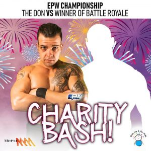 Charity Bash 2019 - The Don vs