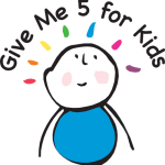Give Me 5 for Kids Logo